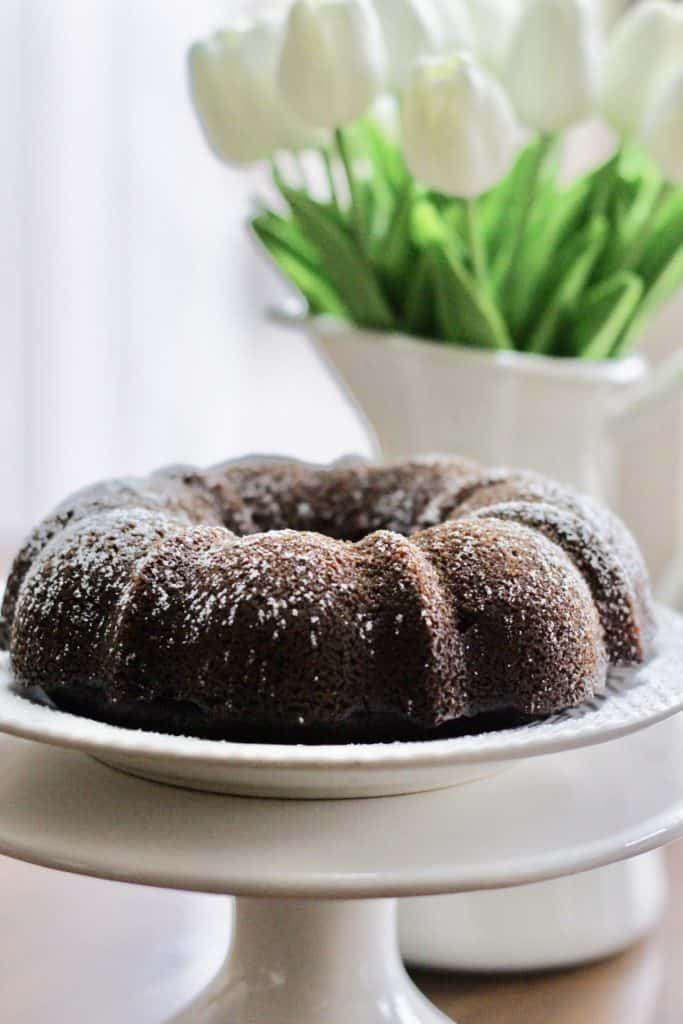 Instant Pot Chocolate Cake In A Bundt Pan Through My