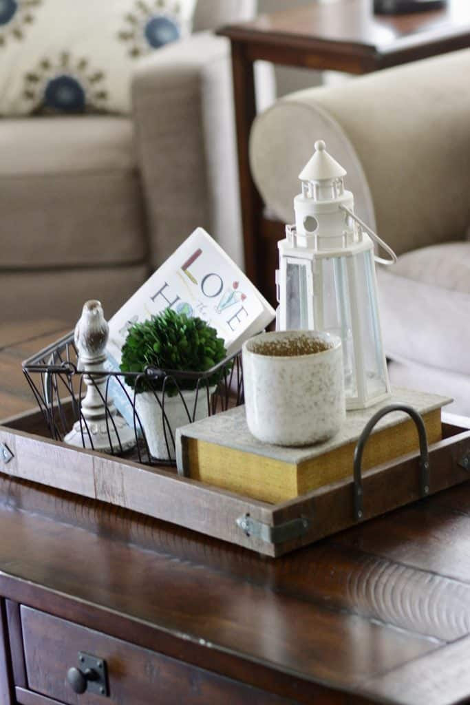 Ten Tips On Decorating Your Coffee Table Through My Front Porch